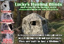 Luckys Hunting Blinds