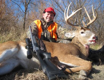 Illinois Muzzle Loader Hunting