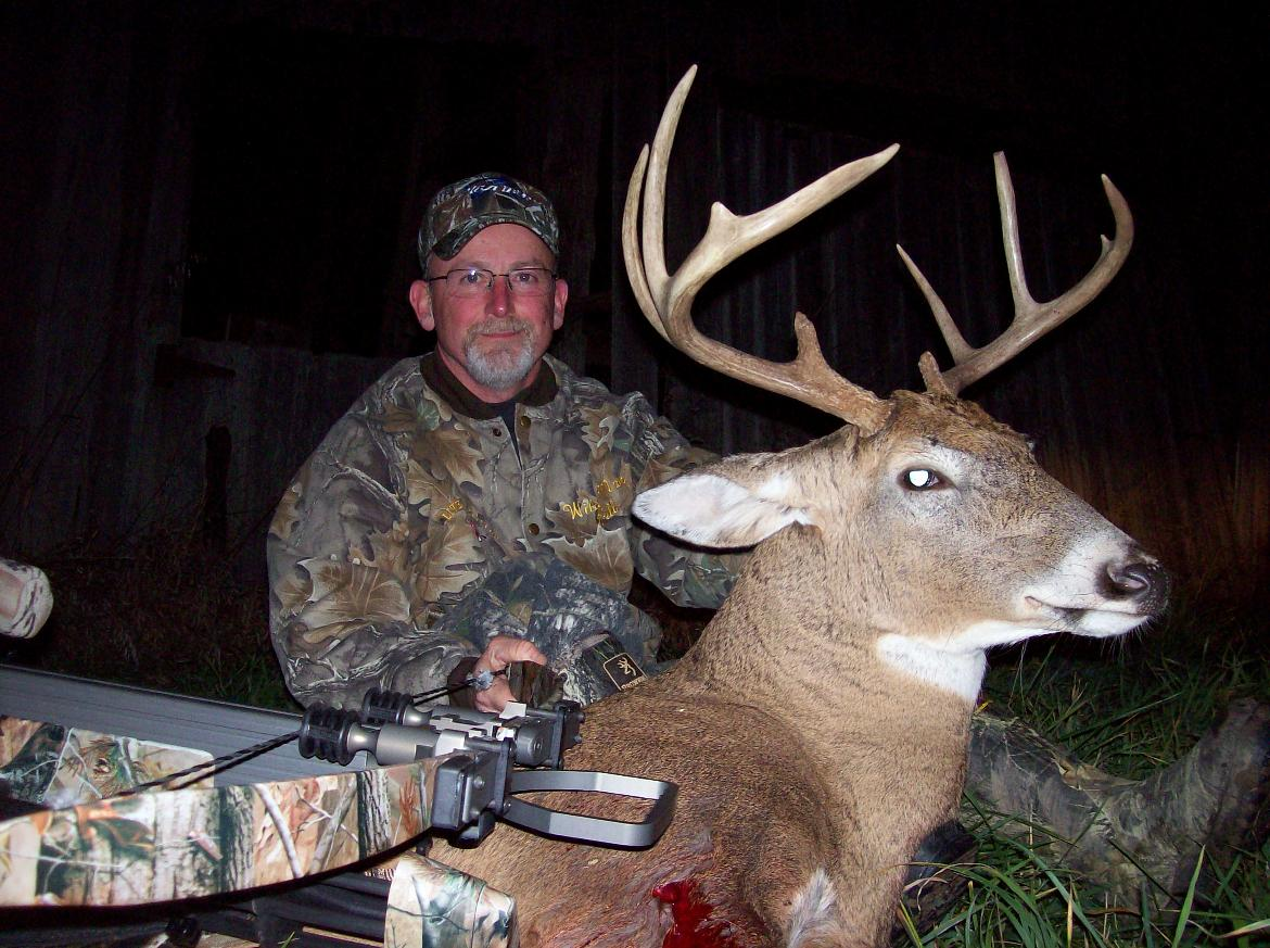 Illinois Crossbow Whitetail Deer Hunts