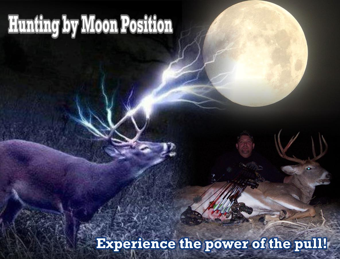 Moon Position lunar Hunting