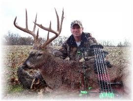 Whitetail Deer Outfitters in Illinois