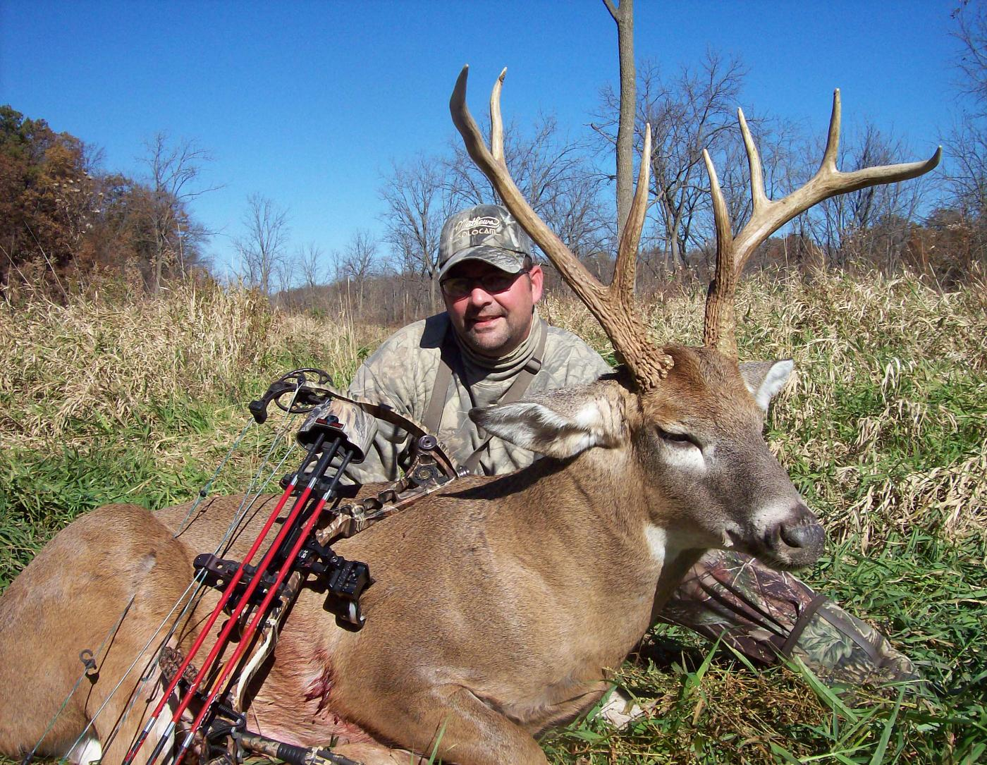 2015Guided Illinois Bow Hunts