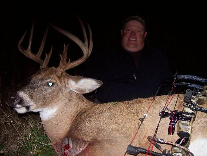 Illinois Whitetail Deer Outfitters